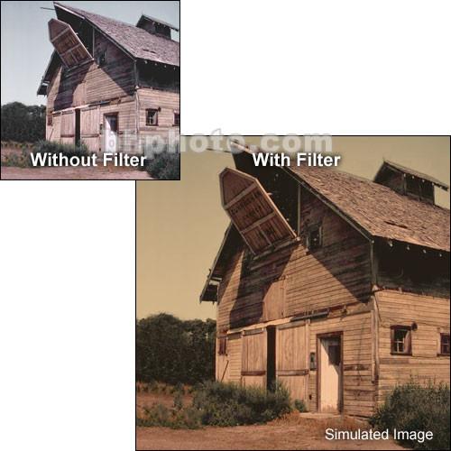 "Tiffen 2 x 3"" 1 Sepia Solid Color Filter"