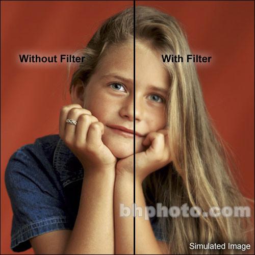 """Tiffen 2 x 3"""" Soft/FX 1/2 Filter"""