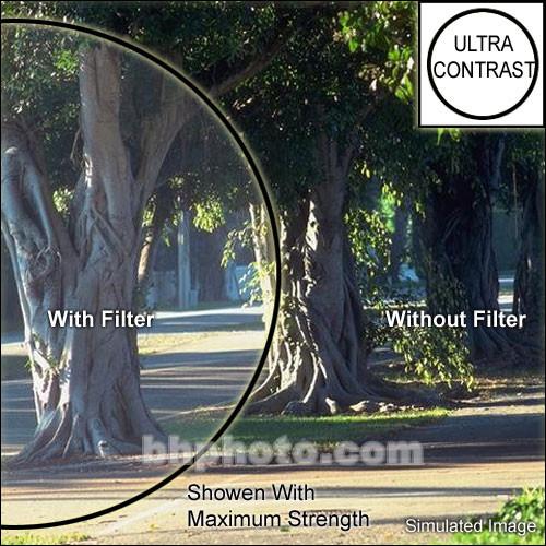 "Tiffen 2 x 3"" Ultra Contrast 1/4 Filter"