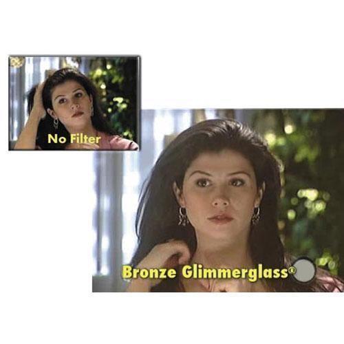 """Tiffen 2 x 3"""" Bronze Glimmerglass 1 Filter"""