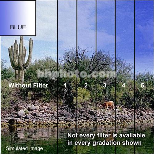 "Tiffen 3 x 3"" Complement Blue 2 Filter"