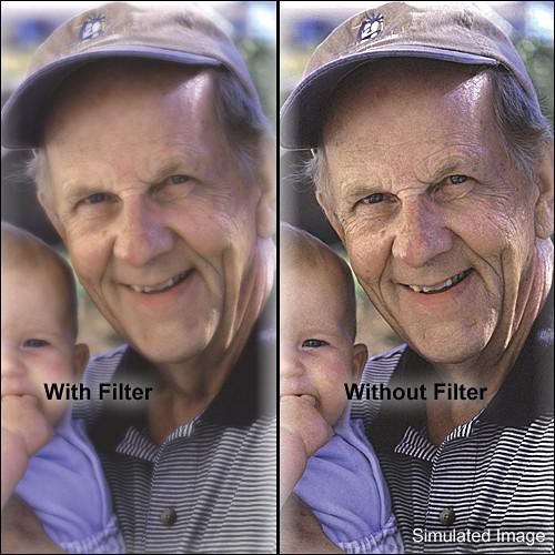 "Tiffen 3 x 3"" Softnet Black 4 Filter"