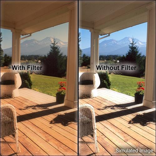 Tiffen 3 x 3 Warm Black Pro-Mist 1/4 Filter