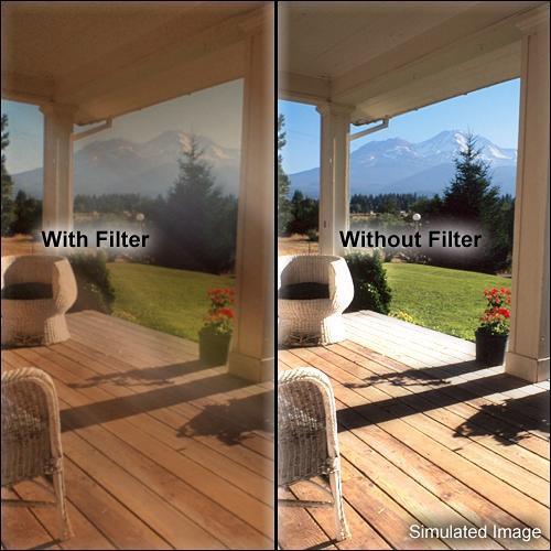 Tiffen 3 x 3 Warm Black Pro-Mist 5 Filter
