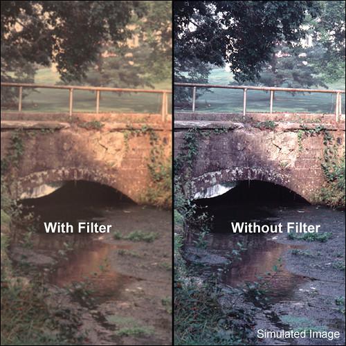 "Tiffen 3 x 3"" Warm Pro-Mist 1 Filter"