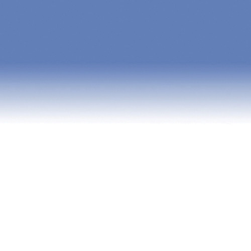 "Tiffen 3 x 4"" 4 Cool Blue Hard-Edge Graduated Filter (Horizontal Orientation)"