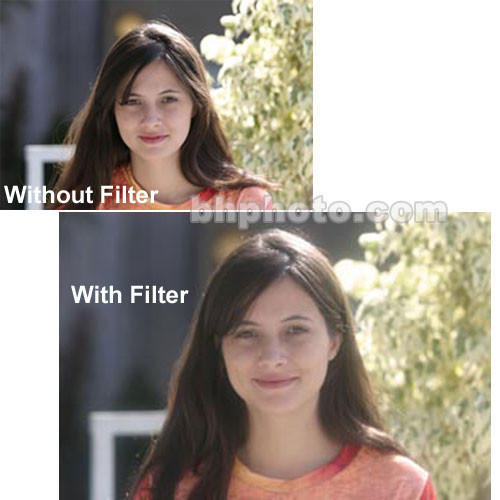 "Tiffen 3 x 4"" Glimmerglass 5 Filter"