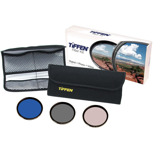 Tiffen 37mm Scene Maker Filter Kit