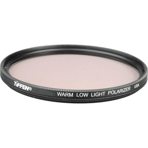 Tiffen 37mm Warm Low Light Linear Polarizer Filter