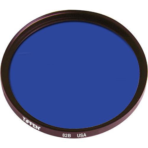 """Tiffen 4.5"""" Round 82B Light Balancing Filter"""