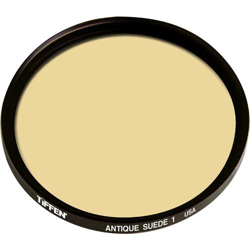 "Tiffen 4.5"" Round 1 Antique Suede Solid Color Filter"