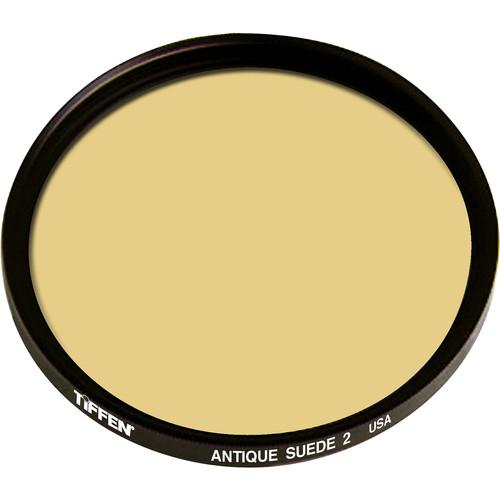 "Tiffen 4.5"" Round 2 Antique Suede Solid Color Filter"