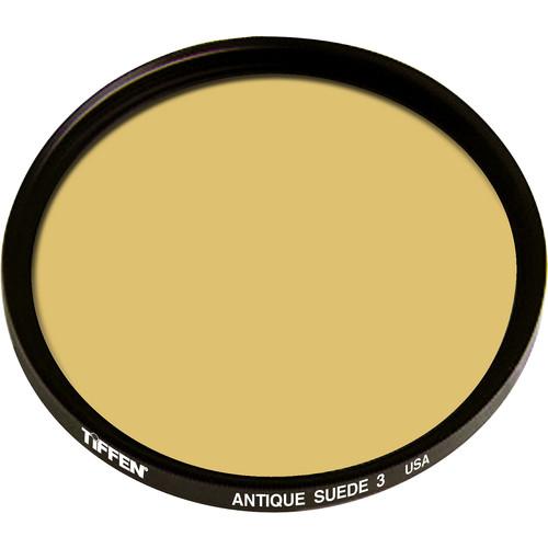 "Tiffen 4.5"" Round 3 Antique Suede Solid Color Filter"