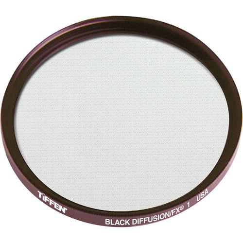 "Tiffen 4.5"" Round Black Diffusion/FX 1 Filter"