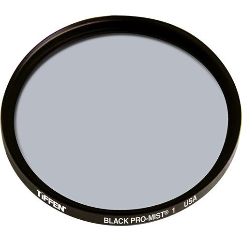"""Tiffen 4.5"""" Round Black Pro-Mist 1 Filter"""