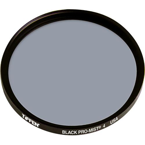 """Tiffen 4.5"""" Round Black Pro-Mist 4 Filter"""