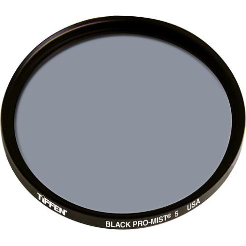 """Tiffen 4.5"""" Round Black Pro-Mist 5 Filter"""