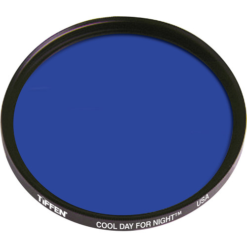 "Tiffen 4.5"" Round Cool Day for Night Filter"