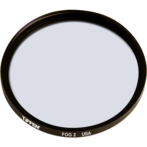 "Tiffen 4.5"" Round Fog 2 Filter"
