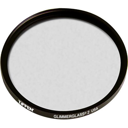 """Tiffen 4.5"""" Round Glimmerglass 2 Filter"""