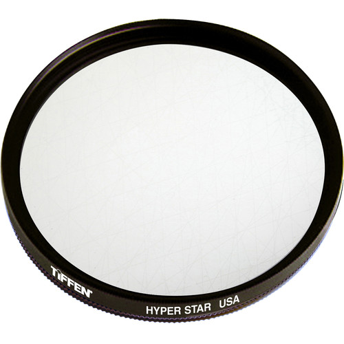 "Tiffen 4.5"" Round Hyper Star Effect Filter (Drop-in)"