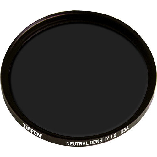 "Tiffen 4.5"" Round Neutral Density (ND) 1.0 Filter"
