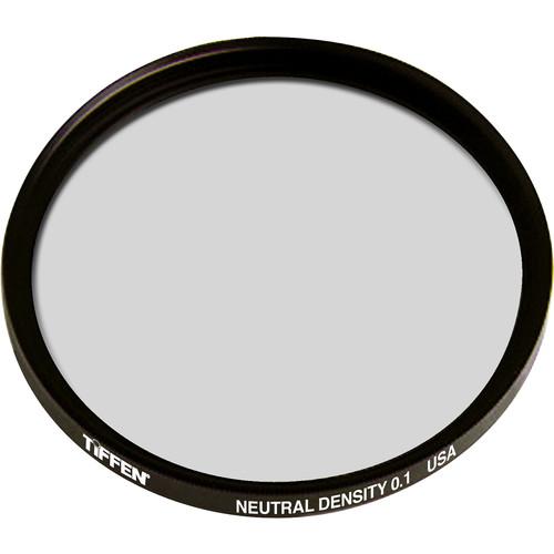 """Tiffen 4.5"""" Round Neutral Density (ND) 0.1 Filter"""