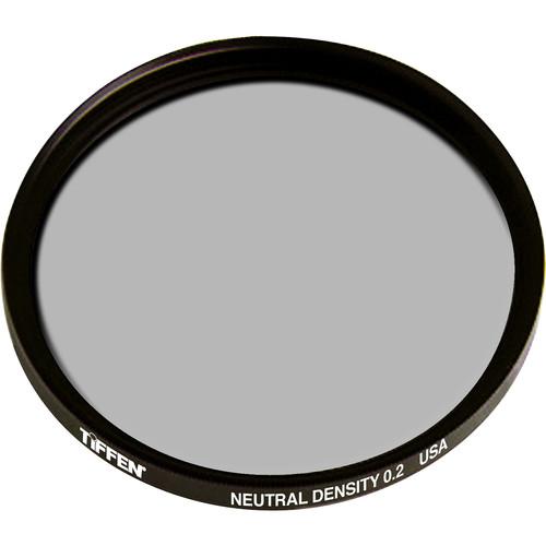 """Tiffen 4.5"""" Round Neutral Density (ND) 0.2 Filter"""