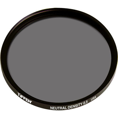 "Tiffen 4.5"" Round Neutral Density (ND) 0.5 Filter"