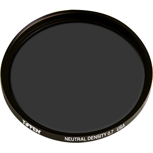 "Tiffen 4.5"" Round Neutral Density (ND) 0.7 Filter"