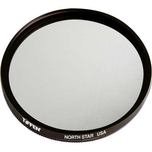 "Tiffen 4.5"" Round North Star Effect Filter"