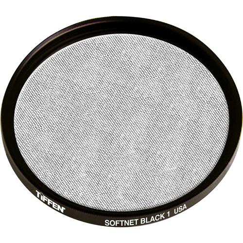 """Tiffen 4.5"""" Round Softnet Black 1 Filter"""