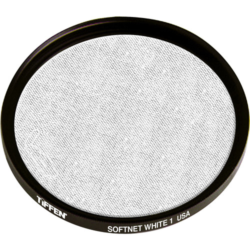 "Tiffen 4.5"" Softnet White 1 Effect Glass Filter"