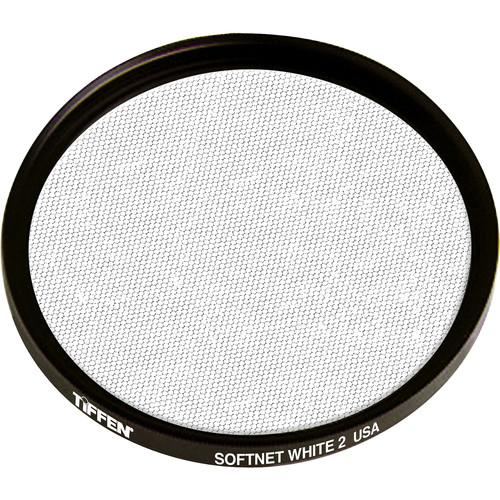 "Tiffen 4.5"" Softnet White 2 Effect Glass Filter"