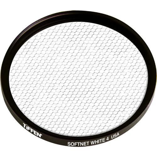 "Tiffen 4.5"" Softnet White 4 Effect Glass Filter"