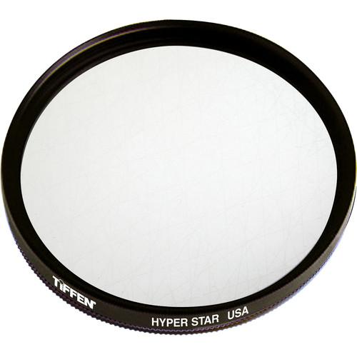"Tiffen 4.5"" Round Hyper Star Effect Filter (Rotating)"