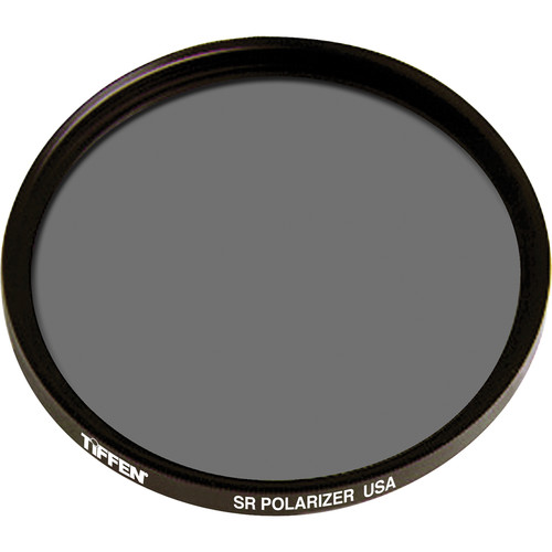 "Tiffen 4.5"" Round Linear Polarizing Filter"