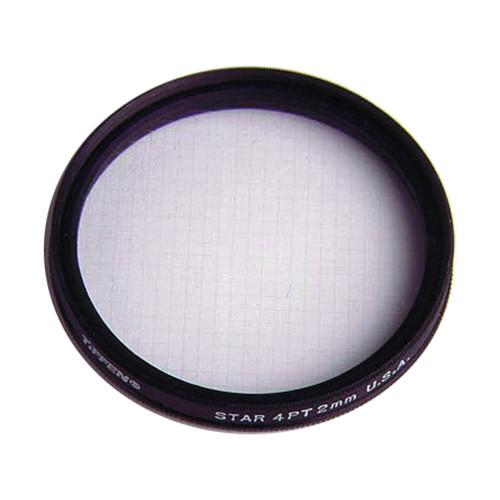 """Tiffen 4.5"""" Round 4pt/2mm Grid Star Effect Filter"""
