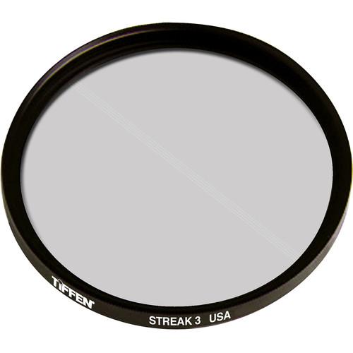 "Tiffen 4.5"" Round Streak 3mm Self-Rotating Filter"