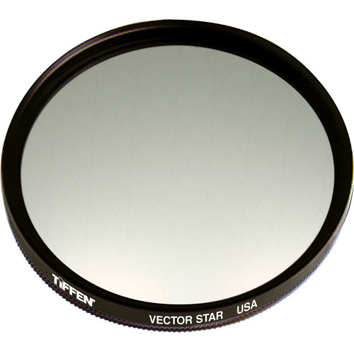 "Tiffen 4.5"" Round Vector Star Effect Filter"