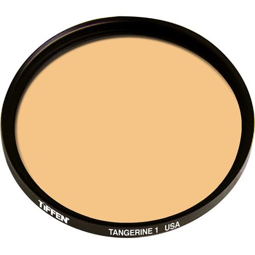 "Tiffen 4.5"" Round 1 Tangerine Solid Color Filter"