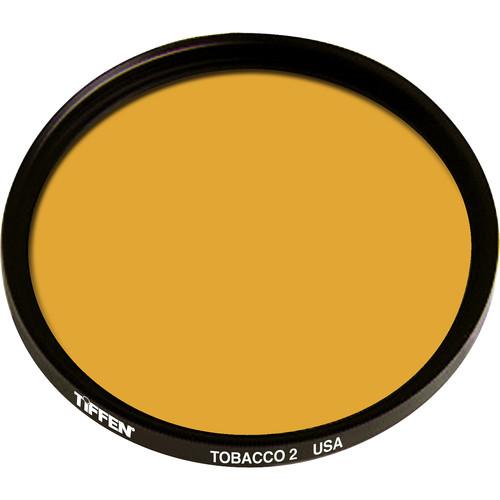 "Tiffen 4.5"" Round 2 Tobacco Solid Color Filter"