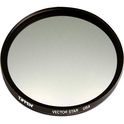 """Tiffen 4.5"""" Round Vector Star Effect Filter"""