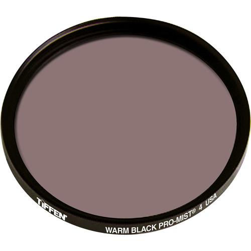 """Tiffen 4.5"""" Round Warm Black Pro-Mist 4 Filter"""
