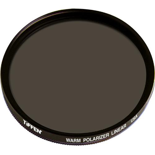"Tiffen 4.5"" Mounted Warm Linear Polarizer Filter"