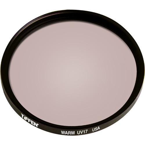 """Tiffen 4.5"""" Round Warm UV 17 Filter"""