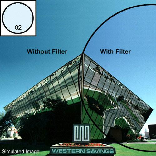 "Tiffen 4 x 4"" 82 Light Balancing Filter"