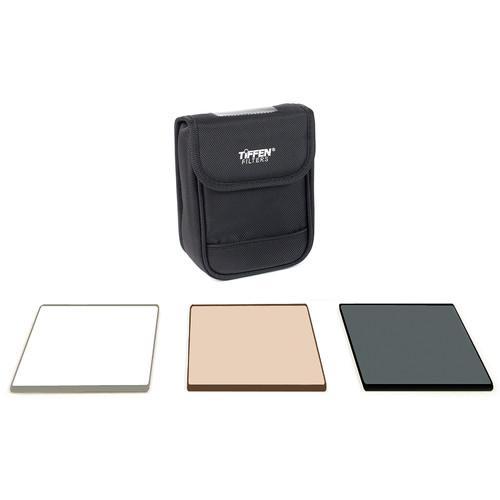 "Tiffen 4 x 4"" Video Essentials DV Kit"
