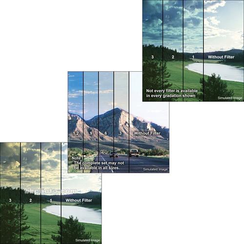 "Tiffen 4 x 4"" Image Maker Grad Filter Kit"