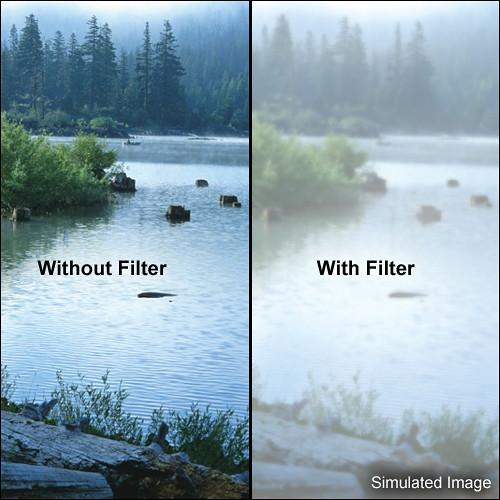 "Tiffen 4 x 4"" Double Fog 4 Filter"